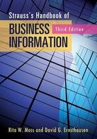 Strauss's Handbook of Business Information, ed. 3, v.