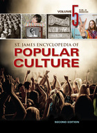 cover of St. James Encyclopedia of Popular Culture