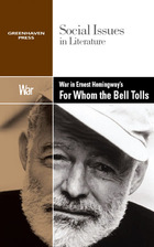 War in Ernest Hemingway's For Whom the Bell Tolls, ed. , v.