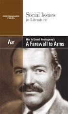 War in Ernest Hemingway's A Farewell to Arms, ed. , v.