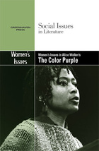 Women's Issues in Alice Walker's The Color Purple, ed. , v.