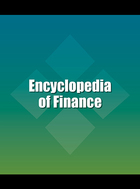 Encyclopedia of Finance, ed. , v.
