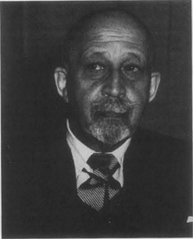 W. E. B. DuBois idea of double-consciousness and his emphasis on education for African Americans are both referenced in Ellisons Battle Royal.