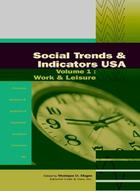 Social Trends and Indicators USA, ed. , v.