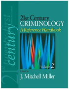 21st Century Criminology, ed. , v.