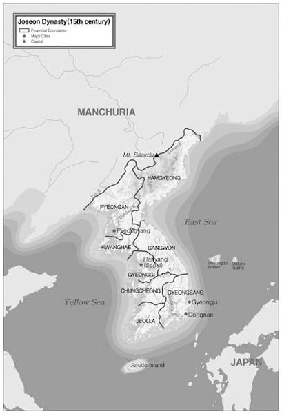 Joseon dynasty.