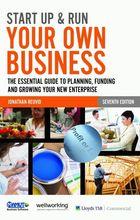Start Up & Run Your Own Business, ed. 7, v.