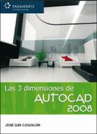 Las 3 dimensiones de AUTOCAD 2008