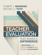 Teacher Evaluation That Makes a Difference, ed. , v.