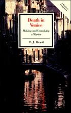Death in Venice, ed. , v.
