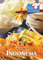 Foods of Indonesia, ed. , v.