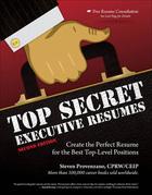 Top Secret Executive Resumes, ed. 2, v.