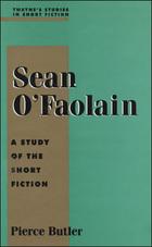 Sean O'Faolain, ed. , v.