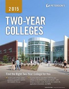 Peterson's Two-Year Colleges 2015, ed. 45