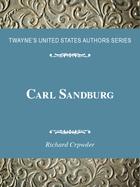 Carl Sandburg, ed. , v.