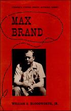 Max Brand, ed. , v.