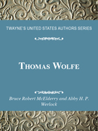 Thomas Wolfe, ed. , v.
