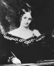 Mary Shelley. Reproduced by permission of the Corbis Corporation.