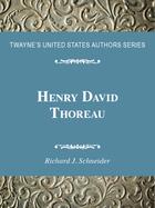 Henry David Thoreau, ed. , v.
