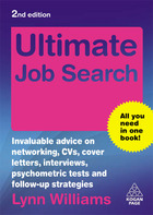Ultimate Job Search, ed. 2, v.  Cover