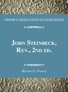 John Steinbeck, Rev., 2nd ed., ed. , v.