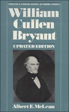 William Cullen Bryant, Updated ed., ed. , v.