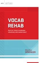 Vocab Rehab, ed. , v.