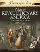 Voices of Revolutionary America, ed. , v.