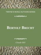 Bertolt Brecht, ed. , v.