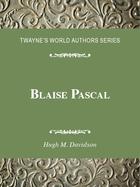 Blaise Pascal, ed. , v.