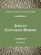 Johann Gottfried Herder, ed. , v.