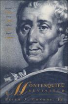 Montesquieu Revisited, ed. , v.