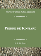 Pierre de Ronsard, ed. , v.