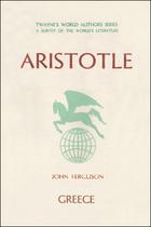 Aristotle, ed. , v.