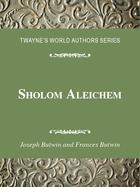 Sholom Aleichem, ed. , v.