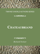 Chateaubriand, ed. , v.
