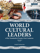 World Cultural Leaders of the Twentieth and Twenty-first Centuries