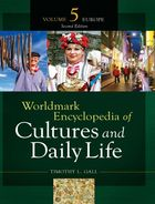 Worldmark Encyclopedia of Cultures and Daily Life, ed. 2, v.