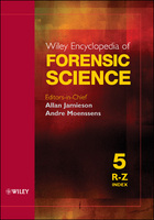 Wiley Encyclopedia of Forensic Science, ed. , v.