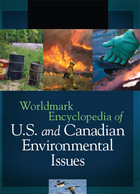 Worldmark Encyclopedia of U.S. and Canadian Environmental Issues, ed. , v.  Cover