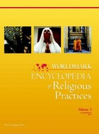 Worldmark Encyclopedia of Religious Practices, ed. , v.