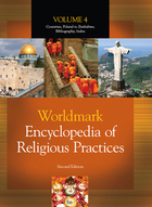 Worldmark Encyclopedia of Religious Practices, ed. 2, v.  Icon