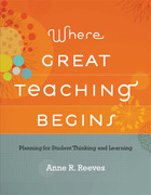 Where Great Teaching Begins, ed. , v.