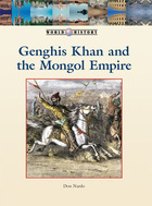 Genghis Khan and the Mongol Empire, ed. , v.
