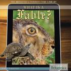 What is a Fable?, ed. , v.