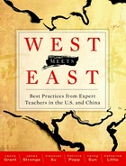 West Meets East, ed. , v.