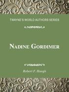 Nadine Gordimer, ed. , v.