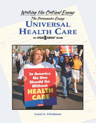 Universal Health Care, ed. , v.