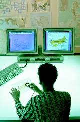 In the computer age, the cartographer's role has become increasingly technological in nature as they work with geographic information system (GIS) software to generate maps and perform environmental analyses. With the inputs from satellite data, the global positioning system (GPS), and remote sensing, maps can be digitally rendered with great precision and detail.