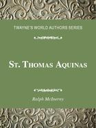 St. Thomas Aquinas, ed. , v.